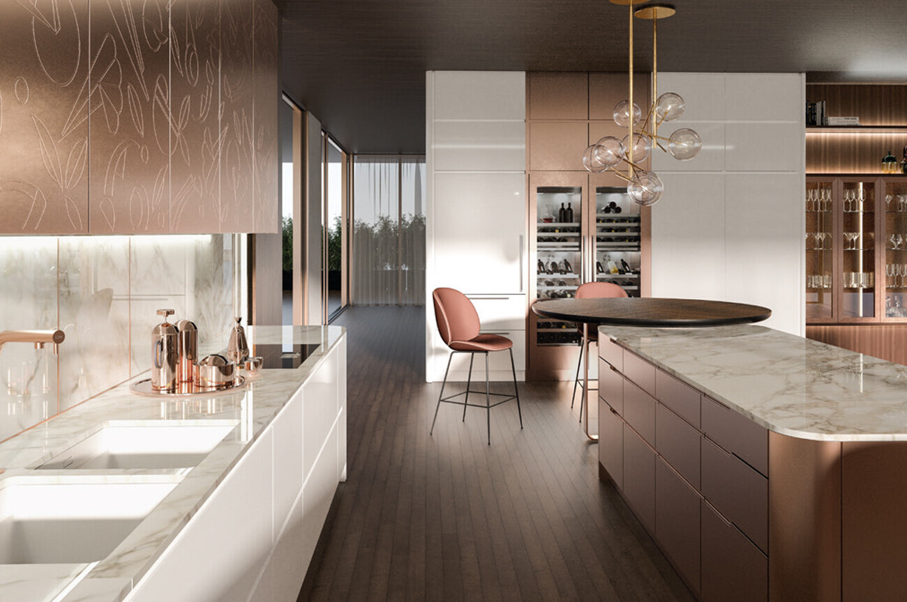 cucine contemporanea
